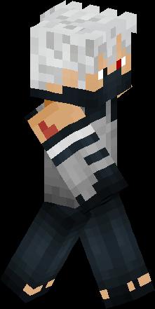 Anbu Kakashi Skin   Minecraft Skins