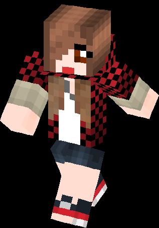 Bajan Canadian Girl Skin | Minecraft Skins
