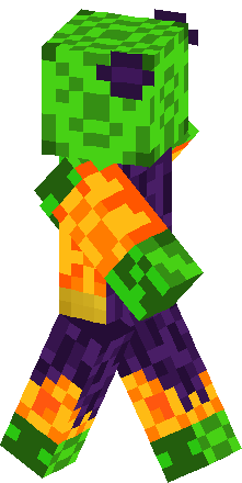 Clover skin