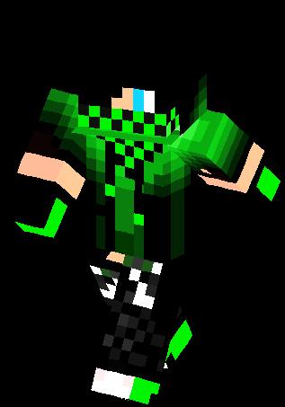 Creeper Boy Green Skin Minecraft Skins