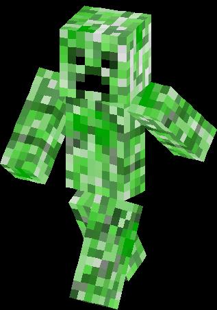 creeper skin