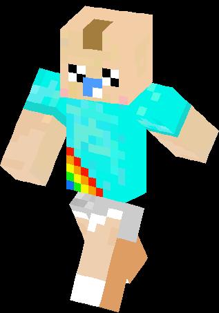 Cute Baby Skin Minecraft Skins