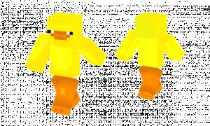 Derp Duck Skin Minecraft Skins