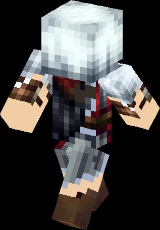 Derpy Assassins Creed Girl Skin Minecraft Skins