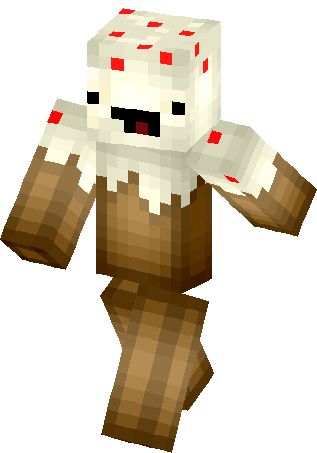 the gallery for gt derpy cake minecraft skin