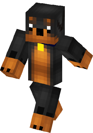Dog Skin Minecraft Skins - Dog skins fur minecraft