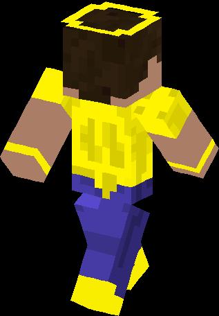 Duck Steve Lol Skin Minecraft Skins
