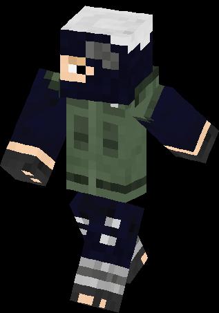 Edited Original Kakashi Skin | Minecraft Skins  Edited Original...