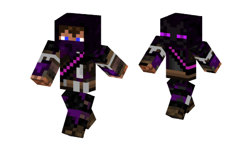 Ender Hunter Skin | Minecraft Skins