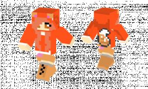 Fox Girl Skin
