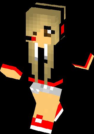 Halloween Girl Skin | Minecraft Skins