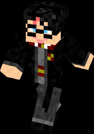 Harry Potter Skin Minecraft Skins - Harry potter skins fur minecraft