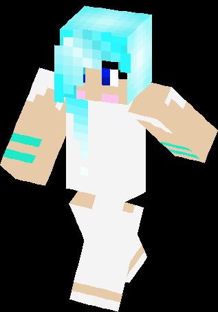 Ice Queen Skin Minecraft Skins