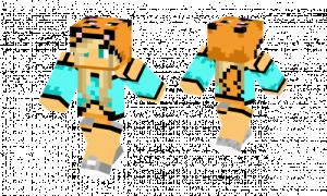 Kitty Girl Edit Skin