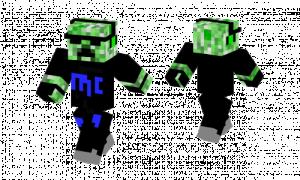 Mc Creeper Skin