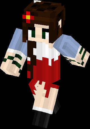 Medieval Girl Skin Minecraft Skins