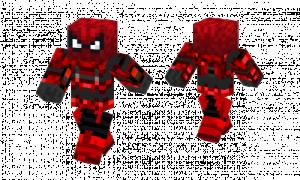 Minecraftblow Skin