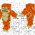 monkey-orange-skin-4850215.png