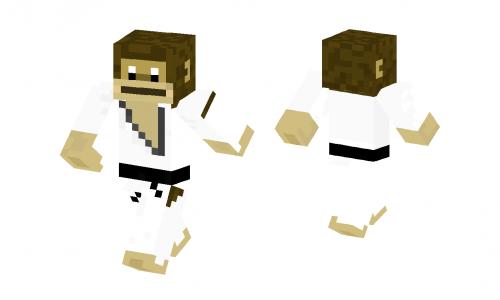 Monkey Sumo Skin