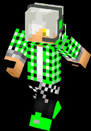 Nova Harami Skin | Minecraft Skins