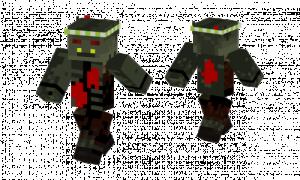 Orc Beserker Skin