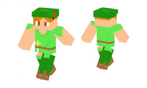 Peter Pan Skin