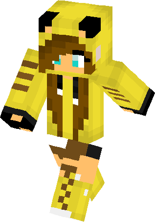Pikachu Skin   Minecraft Skins Skydoesminecraft Pikachu Minecraft Skin