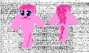 Pinkie Pie Edited Skin