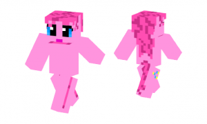 Pinkie Pie Skin