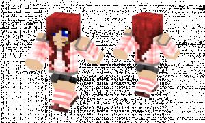 Red Head Skin