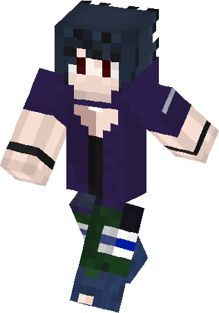 Sasuke Road To Ninja Skin Minecraft Skins - Ninja skins fur minecraft