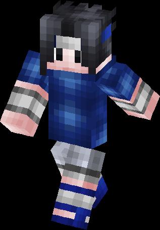 Tobi Uchiha Minecraft Skin - Skin para minecraft pe de sasuke