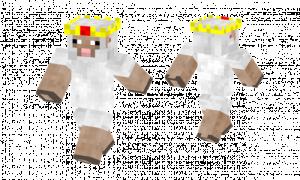 Sheep King Skin
