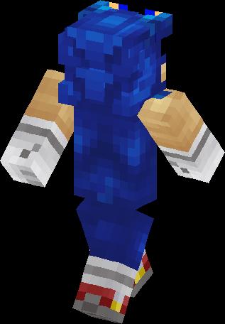 Sonic Exe Skin | Minecraft Skins