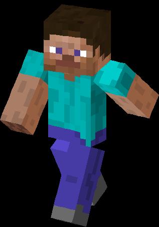 Steve Minecraft Skin Download Steve Skin   Minecraft...