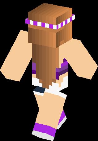 summer tumblr girl edited skin minecraft skins