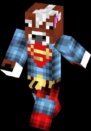 Supercow Skin | Minecraft Skins