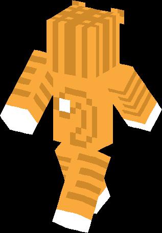 Tabby Cat Skin | Minecraft Skins