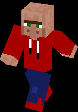 Teen Villager Skin Minecraft Skins