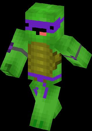 Turtles | Minecraft Skins | Tynker