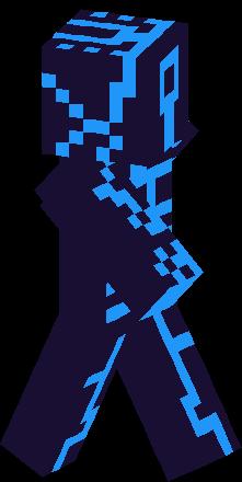 Make Your Own Minecraft Skin in Photoshop | IceflowStudios ... |Skin Grid