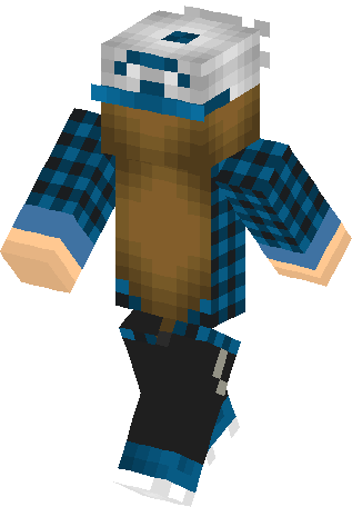 Minecraft Skins Tomboy Muat Turun L