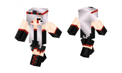 Vampire Queen Skin Minecraft Skins