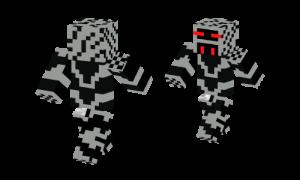 Wolf Spider Skin